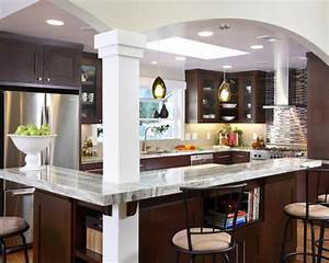 Kitchen Columns Home Design Ideas, Pictures, Remodel and Decor