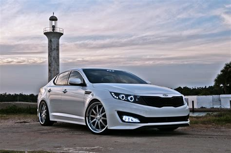 My Kia by Kia Optima My Kia Optima W Fusion Design