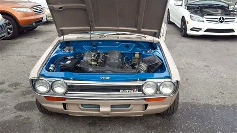 Datsun 210 Transmission by Datsun B210 Engine And Transmission For Sale In Los