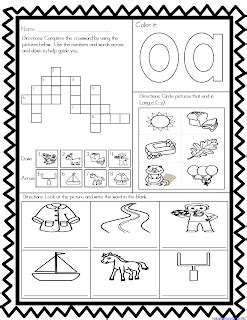 teachers r us oa ow worksheets