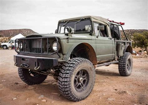 kaiser jeep lifted kaiser jeep m 715 4x4 and off road vehicles pinterest
