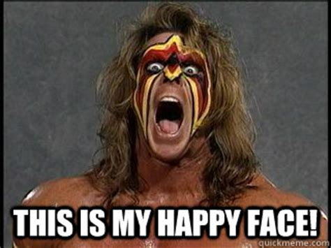 Ultimate Warrior Meme - ultimate warrior meme memes