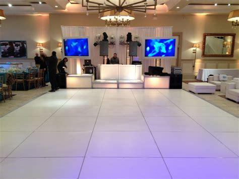 floor and decor oaks nelson entertainment white floor and led cubes and lounge decor nelson