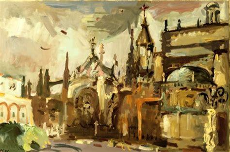 la cattedrale  siviglia dilvo lotti pittura arte