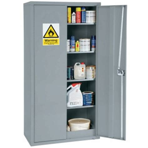 flammable liquid storage cabinet home depot cabe106 flammable liquid storage cabinet new pig ltd