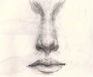 How to draw a nose - drawing and digital painting ...