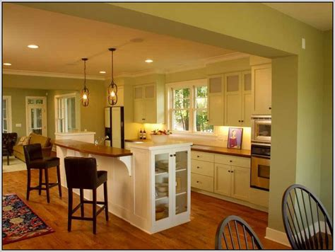 kitchen colors with light oak cabinets home design ideas