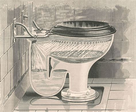 Water Closet History the history of the toilet house restoration