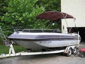 1986 Century Volenta 20 Ft  Pleasure Boat