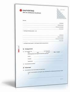 Rückabwicklung Kaufvertrag Immobilie : kaufvertrag unbebautes grundst ck muster zum download ~ Lizthompson.info Haus und Dekorationen