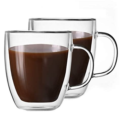 These linings break down easily during the paper pulping process. Top 20 Best Double Wall Glass Coffee Cups 2019