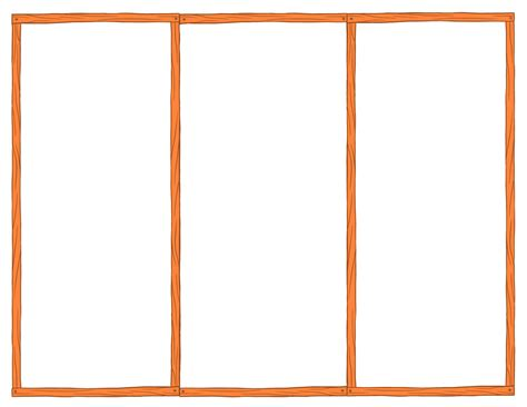 picture templates blank brochure mughals
