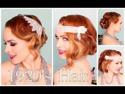How To Do A 20s Hairstyle by Jaren 20 Haar Eindopdracht Jaren 50 Jaar 1 In 2019
