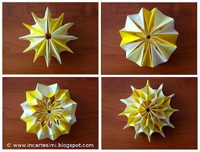 Origami Fireworks Yami Yamauchi Incartesimi
