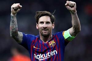 Amor Hails Great Messi Complete Sports Nigeria