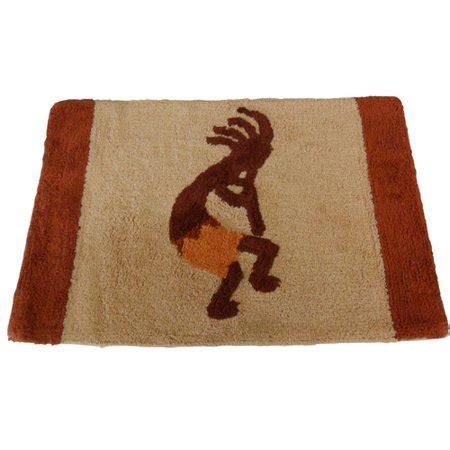 mainstays kokopelli bath rug    walmartcom