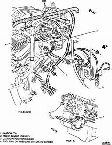 1996 Chevy Truck 454 Vortec  Where Is The Cam Sensor