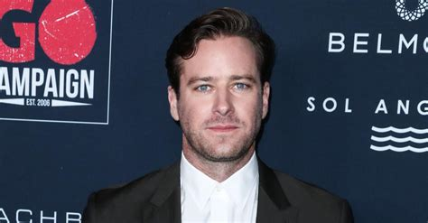 Armie Hammer Ex-Girlfriend Claims He Wanted To Barbecue ...