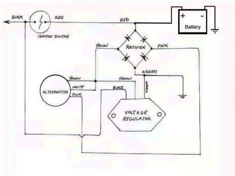 Honda Simplified Wiring Motorcycle Tips
