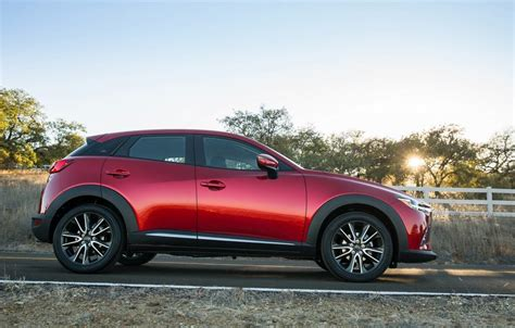 mazda cx  unveiled  la auto show performancedrive