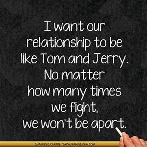 Relationship Fighting Quotes. QuotesGram