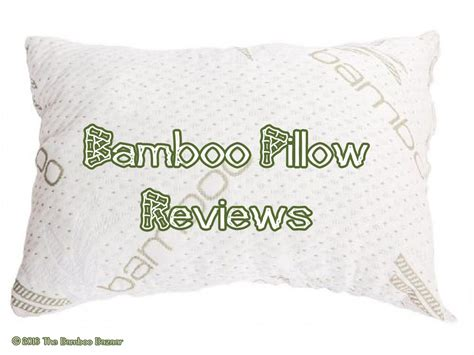 reviews on bamboo pillows bamboo pillow reviews a guide to the best nine of 2018