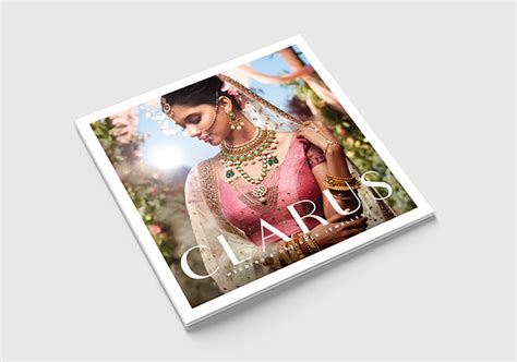 What more can one ask for: Coffee Table Book - Clarus Wedding & Designer Jewellery on Behance