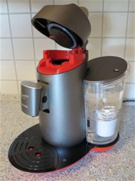 philips senseo twist kaffeepadmaschine test