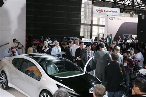 Kias Ray Concept Has Been Revealed In Chicago