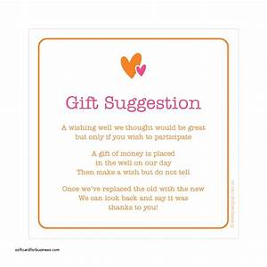 Wedding invitation fresh gift registry cards in wedding for Wedding invitation wording re gifts