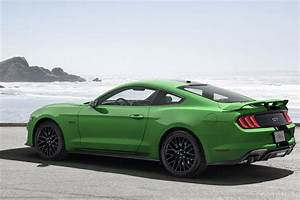 All 2019 Mustangs Have The Need, The Need For Green