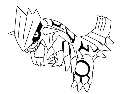 Free Printable Legendary Pokemon Coloring Pages