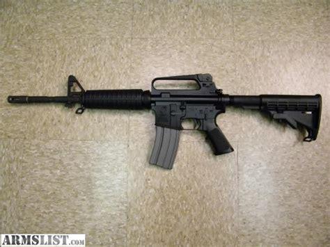 3d model adaptive combat rifle bushmaster