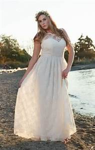 beach wedding dress plus size pluslookeu collection With beach style wedding dresses plus size