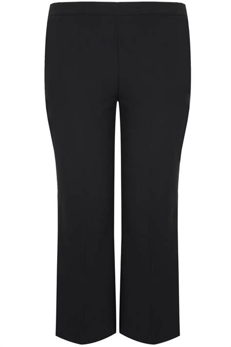 T Shirt 1d Baam Best Quality black classic leg trousers with elasticated