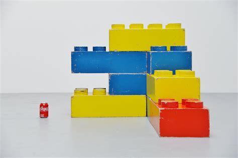 large decorative lego cubes holland  massmoderndesign