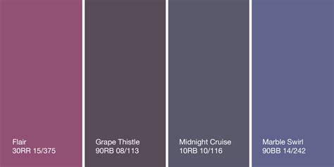 dulux trends in violet