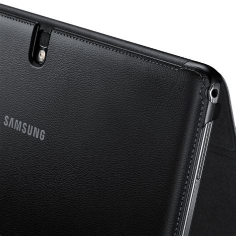 official samsung book cover  galaxy note   black