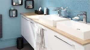 carrelage plan de travail cuisine crdence de cuisine With carrelage adhesif salle de bain avec type de lampe led