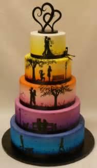 birds wedding cake topper unique and wedding cake designs