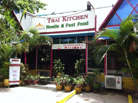 Thai Kitchen Restaurant, Yangon (rangoon)  Restaurant