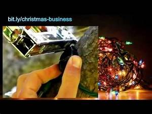 New business ideas for christmas lights decorations Make