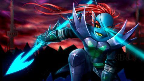 undertale luta contra undyne the undyng battle against a true dublado anima 199 195 o gameplay