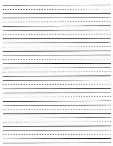 second grade ruled paper lined paper for you teaching With lined letter writing paper