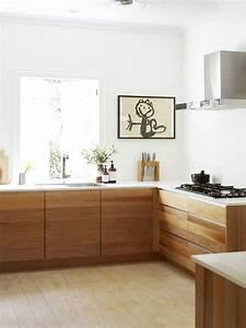 best 25 wooden kitchen cabinets ideas on pinterest With kitchen colors with white cabinets with creation en papier