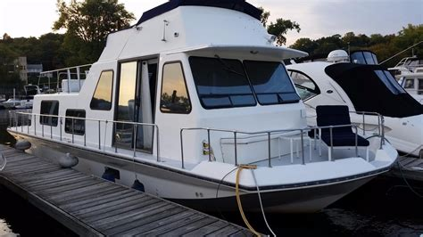 Houseboat Yacht by 1993 Mansion Houseboat Power Boat For Sale Www