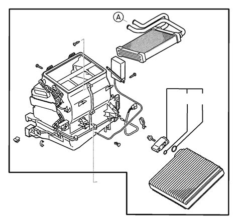 book repair manual 1993 mitsubishi montero navigation system how to remove evaporator on a 2000 mitsubishi montero new a c evaporator mitsubishi mirage
