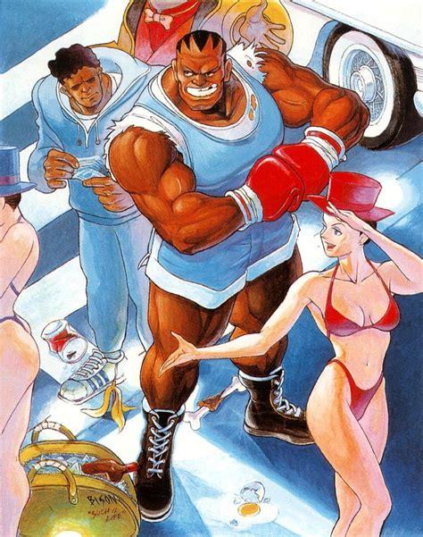 Balrog Street Fighter Ii The World Warior