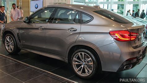 Bmw X6 Xdrive35i Ckd Launched In M'sia