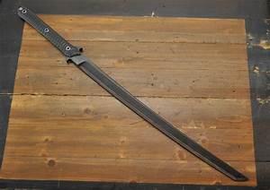 Wt – Titanium / Carbon Fiber Sword (Prototype) | eXOtic ...